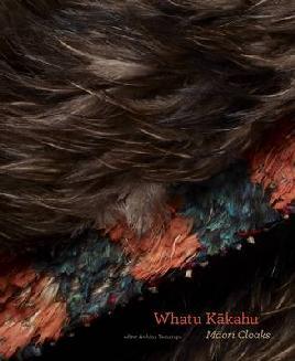 Cover of Whatu Kakahu