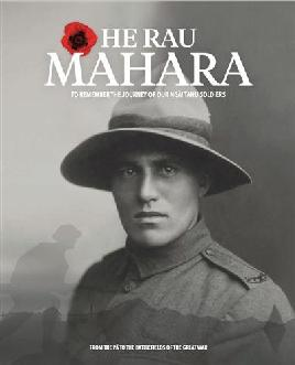 Cover image for He Rau Mahara