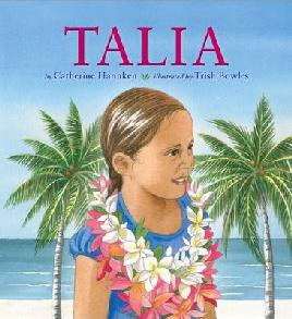 Book Cover of Talia