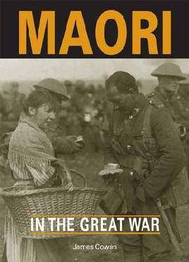 Cover of Maori in the Great War