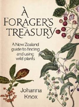 Cover of A forager's treasury