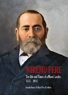 Cover of Wiremu Pere