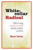 Cover of White-collar radical by Mark Denby