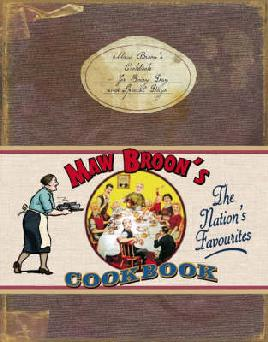 Cover of Maw Broon's Cookbook