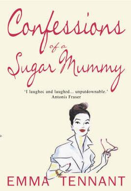 Cover of Confessions of A Sugar Mummy