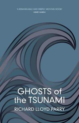 Cover of Ghost of the tsunami