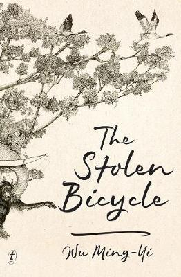Cover of The stolen bicycle
