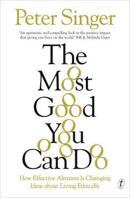 Cover of The most good you can do