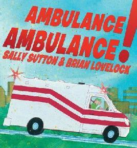 Catalogue link for Ambulance, Ambulance!