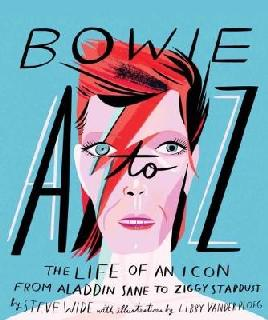 Cover of Bowie A to Z