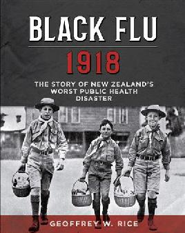 Cover of Black flu 1918