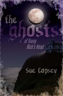 Cover of The Ghost of Young Nick's Head