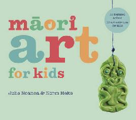 Catalogue link for Māori art for kids