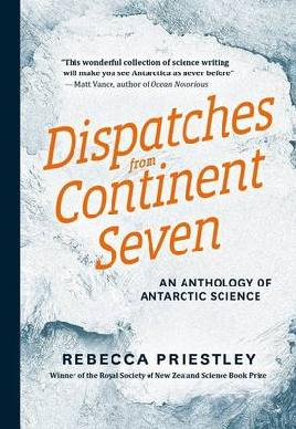 Cover of Dispatches from Continent Seven