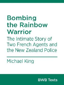 Cover of Bombing the Rainbow Warrior