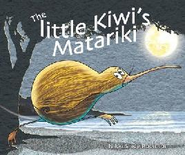 Cover of The Little kiwi's matariki