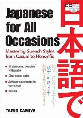 Japanese for All Occasions