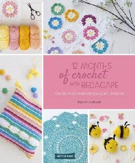 12 Months of Crochet With Redagape