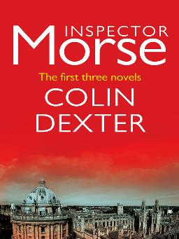 Cover of Inspector Morse