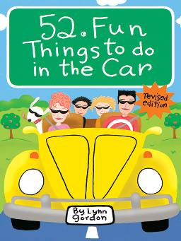 Cover of 52 Fun things to do in the car