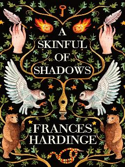 Cover of 'A skinful of shadows'