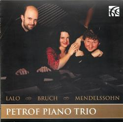 Piano trio no. 1 in C minor, op. 7
