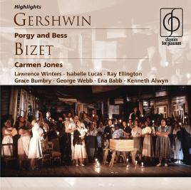 Cover of Porgy and Bess