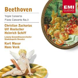 Cover of Triple Concerto