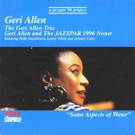 Cover of The Geri Allen Trio