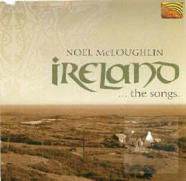 Cover of Ireland...the songs