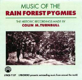Music of the rainforest pygmies
