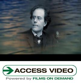 Cover of Mahler documentary on Access Video