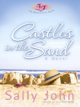 Book cover of Castles in the sand