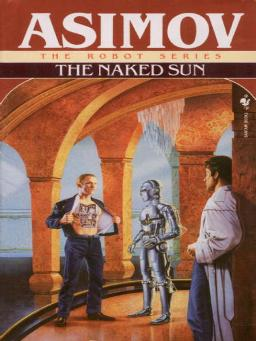Cover image for The Naked Sun