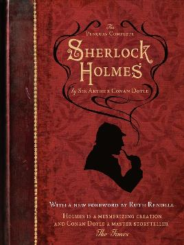 Cover of The Penguin Complete Sherlock Holmes