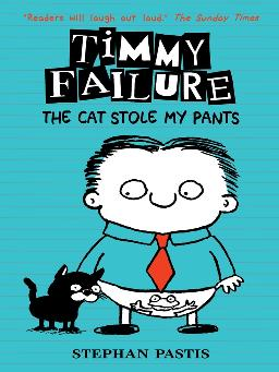 Cover image for The Cat Stole My Pants