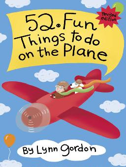 Cover of 52 fun things to do on the plane