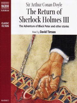 Cover of The Return of Sherlock Holmes III