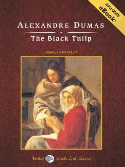 Cover of The Black Tulip