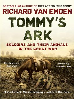 Cover of Tommy's Ark