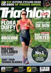 Cover of Triathlon Plus