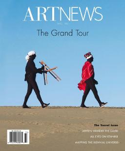 Cover of ARTnews