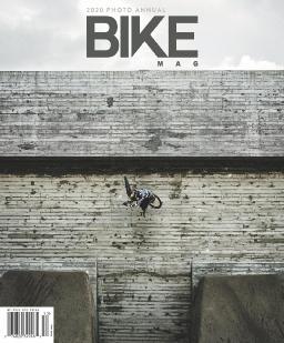 Cover of Bike magazine