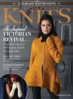 Cover of Interweve Knits