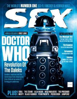 Cover of SFX magazine