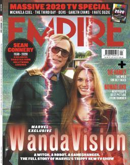 Cover of Empire magazine