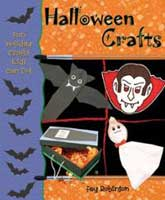 Cover of Halloween crafts