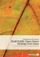 Catalogue link to Public Open Space Strategy 2010-2040