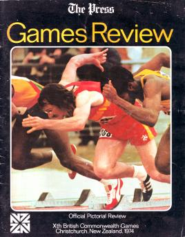 Cover of The Press Games Review