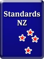 Logo of Standards New Zealand